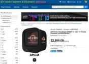 AMD Threadripper 2990X 32C/64T CPU Price Listed in Canada