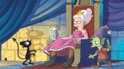Watch the Full-Length Trailer for Matt Groening's Disenchantment