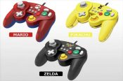 Hori Announces GameCube-style Controllers for Nintendo Switch