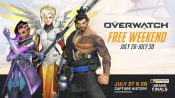 Overwatch Offers Free-to-Play Weekend from July 26th to 30th