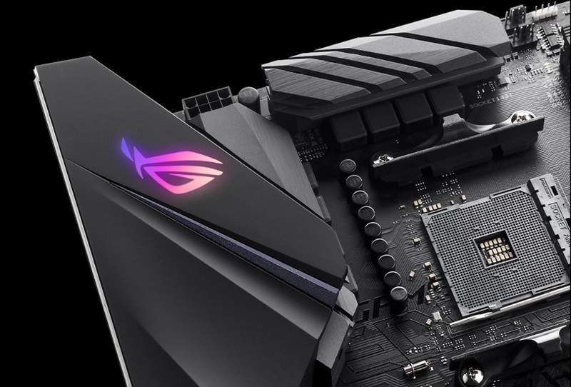 ASUS Announces B450 Motherboard Lineup