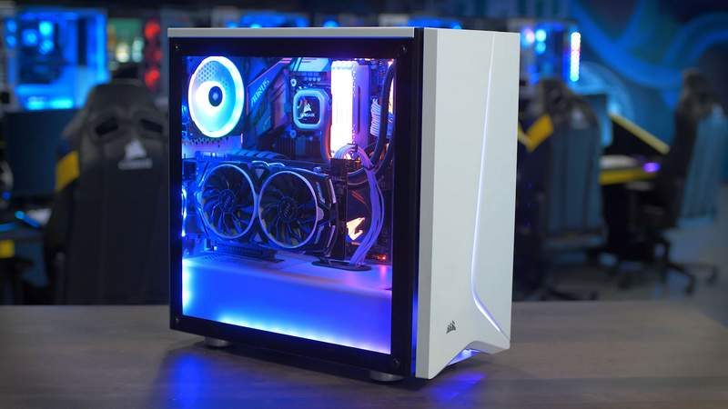Corsair Carbide SPEC-06 RGB Chassis Now Available