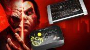 Qanba Announces Tekken World Tour Edition Arcade Fight Sticks