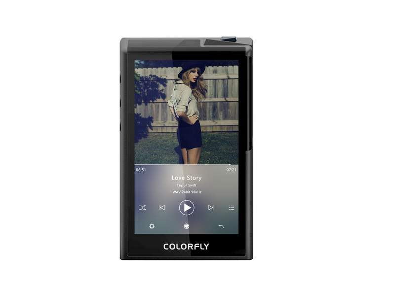 COLORFLY Announces New Pocket HiFi U8 Media Player