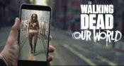 The Walking Dead Augmented Reality Game Goes Live