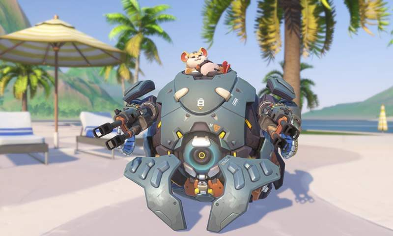 Overwatch Teaser Hints at Summer Games Event Starting July 24