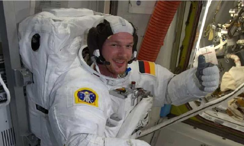 international space