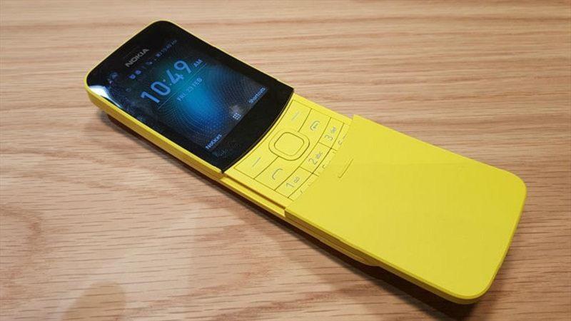 Nokia 8810 banana phone