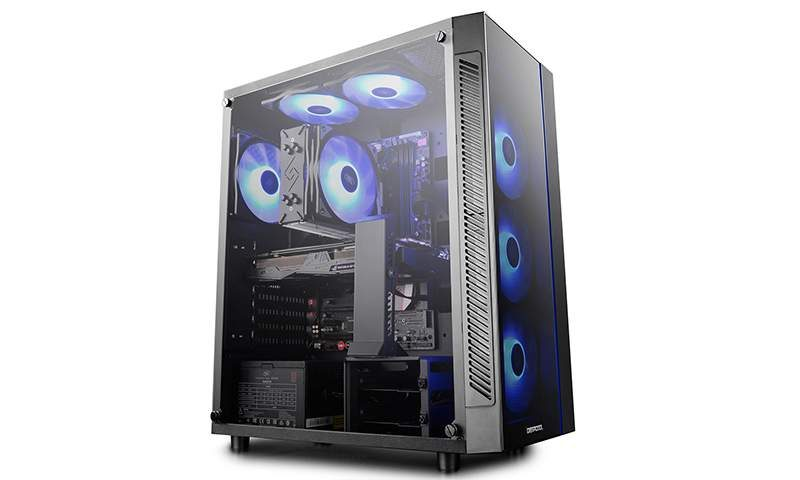 Deepcool Launching $39 USD Tempered Glass Matrexx 55 Case