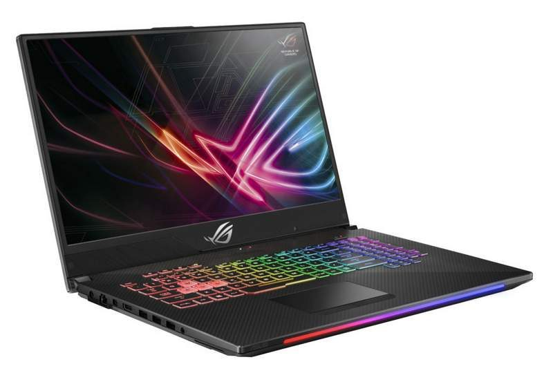 ASUS Introduces the ROG Strix Scar II GL704 Gaming Laptop