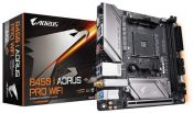 Gigabyte Launches B450-I AORUS PRO WiFi ITX Motherboard