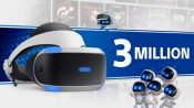 Sony Celebrates Over 3 Million PlayStation VR Systems Sold