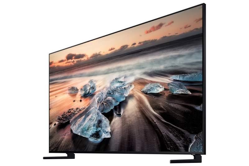 Samsung Shows Off Q900R 8K HDR10+ QLED TV at IFA 2018