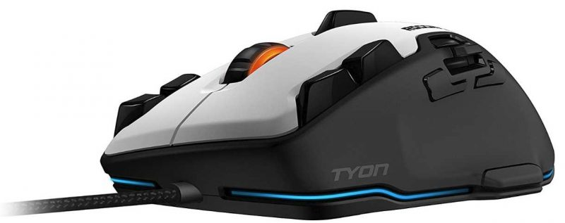 Roccat Tyon Multi-Button White Gaming Mouse Review