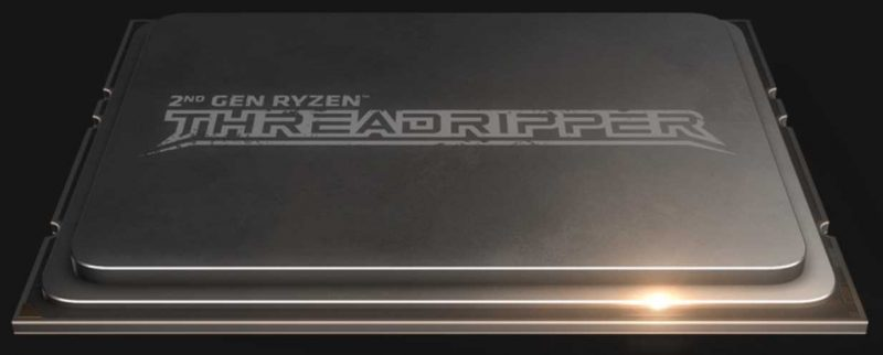 AMD Threadripper 2950X 16 Core 32 Thread Processor Review
