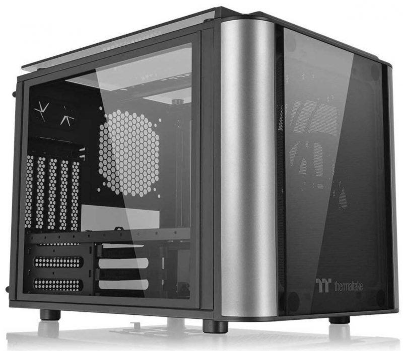 Thermaltake Level 20 VT Tempered Glass Chassis Review