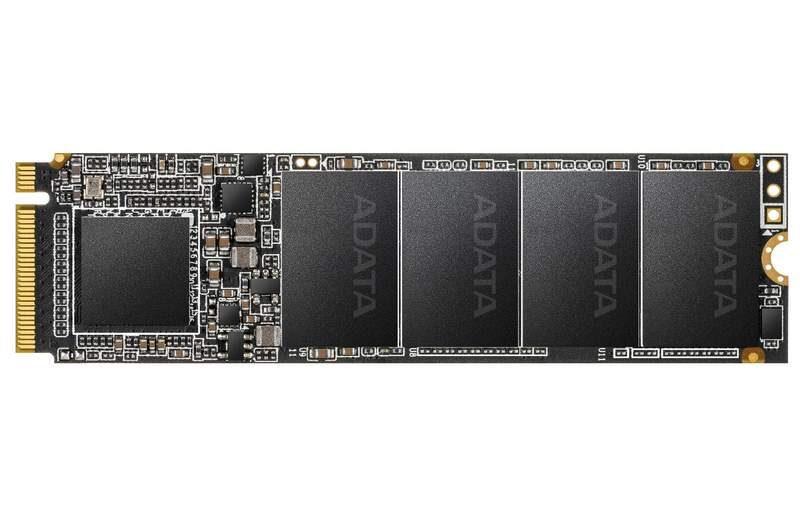 ADATA Launches the SX6000 Pro PCIe Gen3x4 M.2 2280 SSD