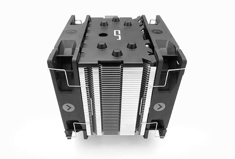 Cryorig Announces Dual-Fan Versions of H7 and M9 Coolers