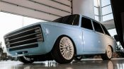 AK-47 Maker Kalashnikov Now Makes Retro-Styled Electric Cars