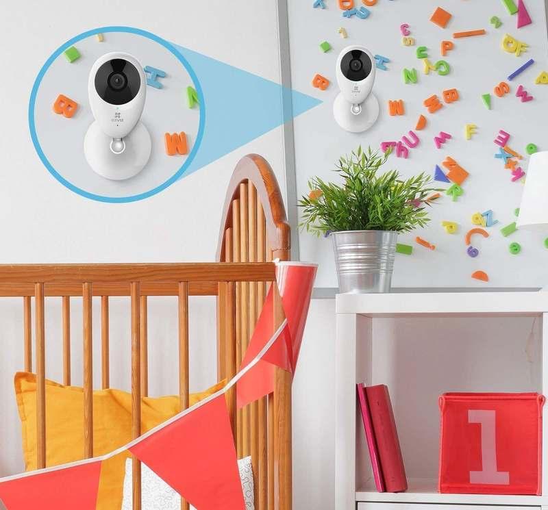 ezviz mini o nursery