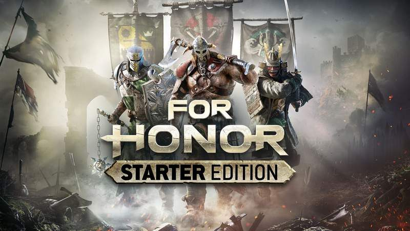 For Honor Starter Edition is Free on Steam for a Limited Time