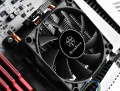 Silverstone Announces the KR01 Low-Profile AMD CPU Cooler