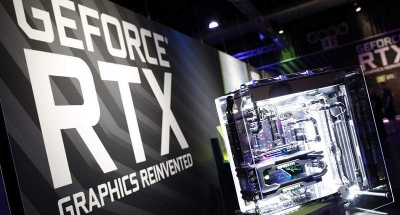 NVIDIA Claims RTX 2080 Outperforms GTX 1080 by 1.5x to 2x