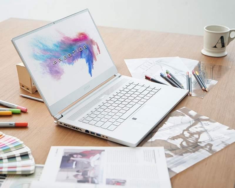 MSI Announces the Prestige P65 Creator Laptop for Artists