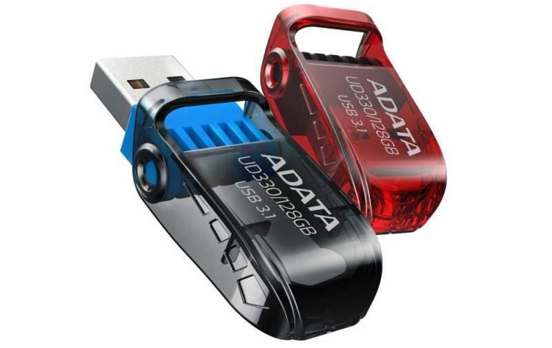 ADATA Announces U230 and U330 Flash Drives