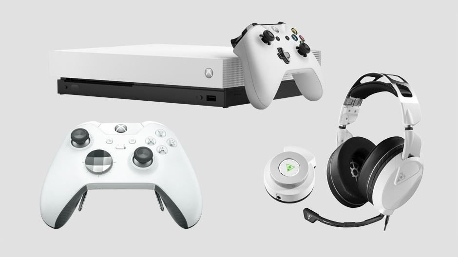 Microsoft Announces Xbox One X White Edition for $499 USD