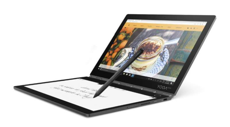 Lenovo Launches Dual-Screen Yoga Book C930 2-in-1