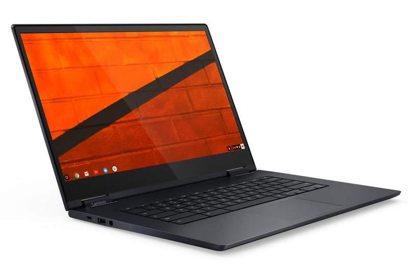 "Lenovo's New Yoga Chromebook Comes with 15"" 4K Display"