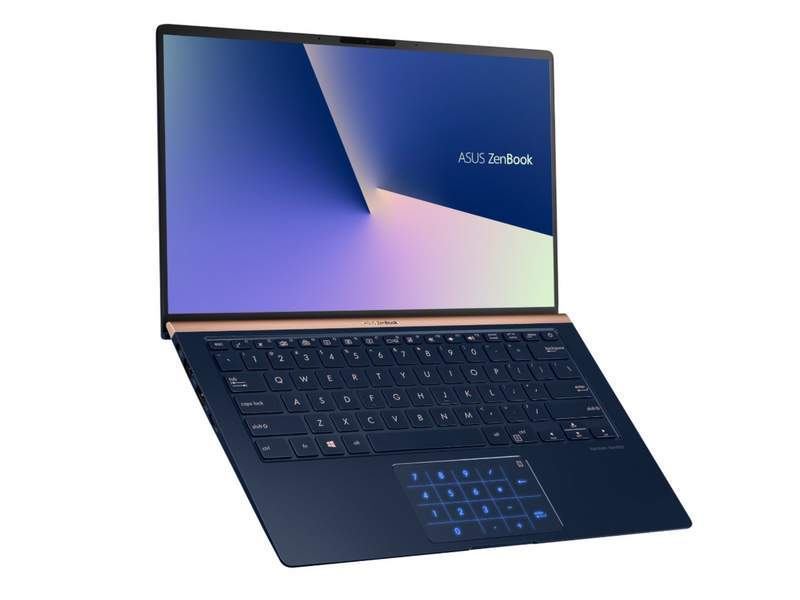 ASUS Revamps ZenBook Lineup with NanoEdge Display
