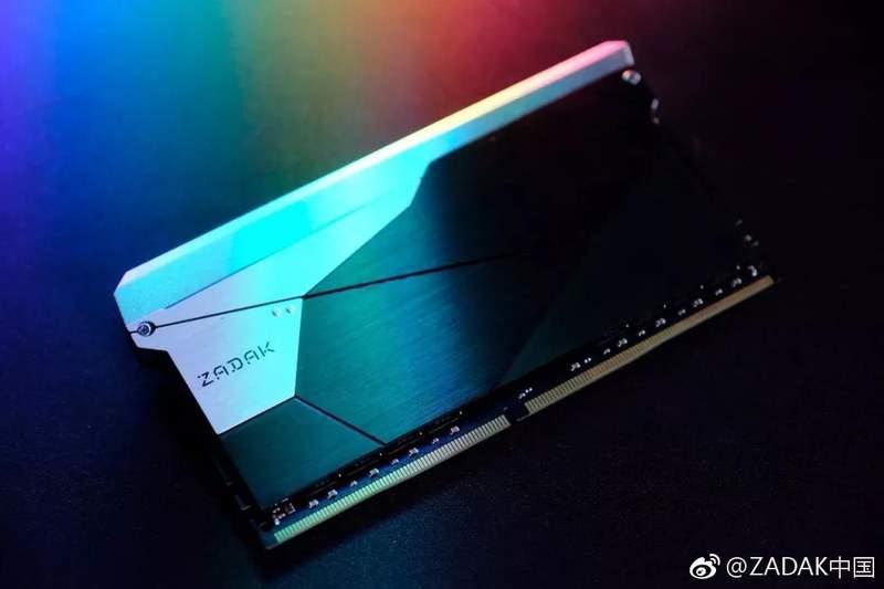 ZADAK Shows Off Double-Capacity DDR4 Memory Modules