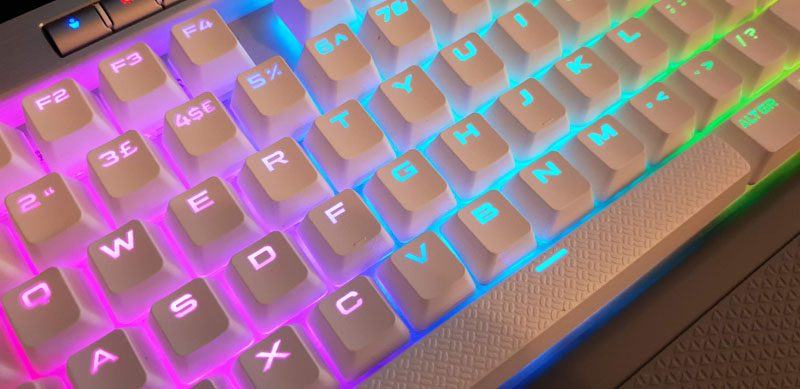 Corsair K70 MK.2 SE RGB Review - The Worlds Coolest Keyboard?