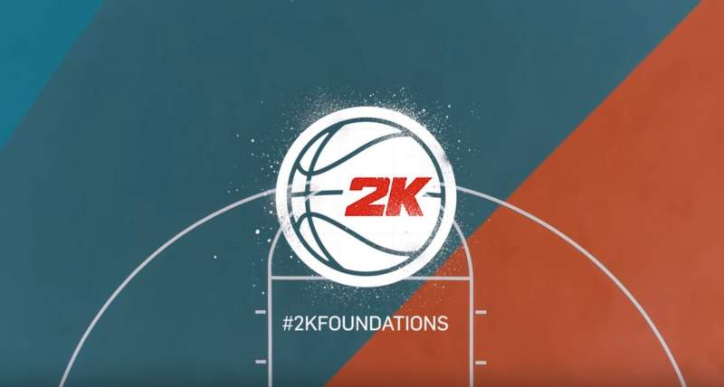 2K Games Launches 'Foundations' Charitable Program