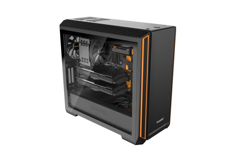 Be Quiet! Silent Base 601 Chassis is Now Available
