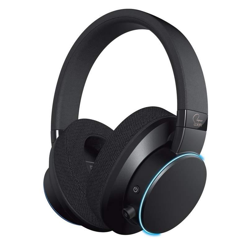 Creative Launches the SXFI AMP and SXFI AIR BT Headphones