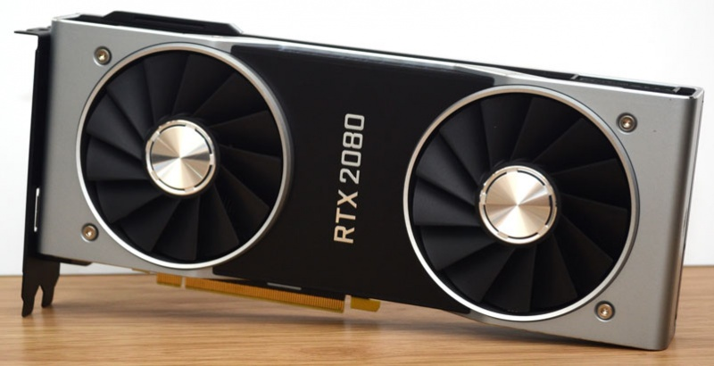 Nvidia GeForce RTX 2080 Founders Edition Graphics Card Review