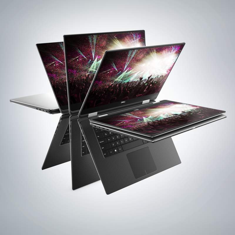Dell XPS 15 2-in-1 with 32GB DDR4 Coming Before Year End