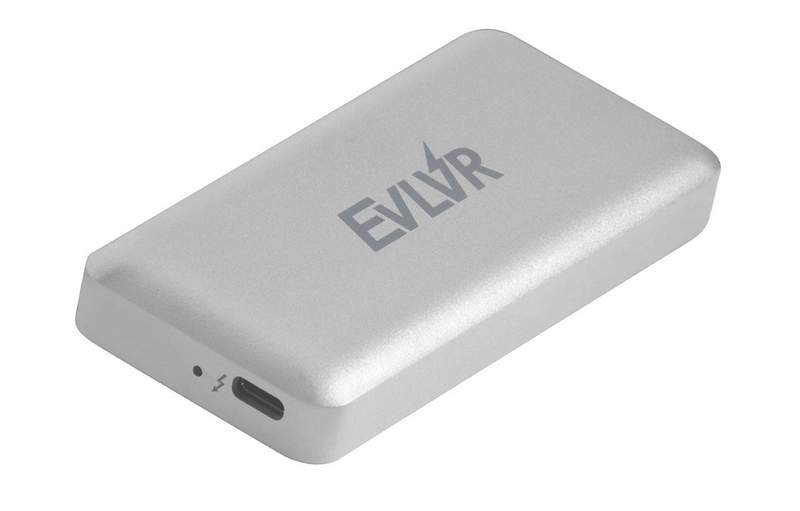 Patriot EVLVR Thunderbolt 3 External SSD Launched