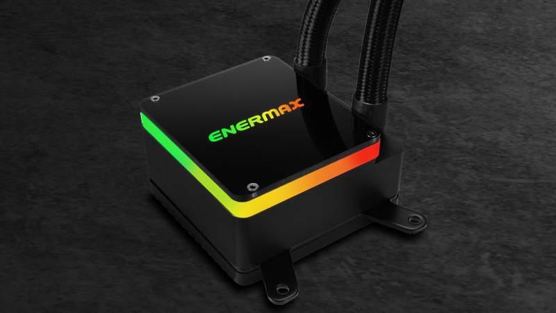 Enermax Announces the Liqtech TR4 II RGB AIO CPU Coolers
