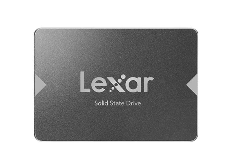 Lexar Introduces the NS100 and NS200 SATA SSD Series