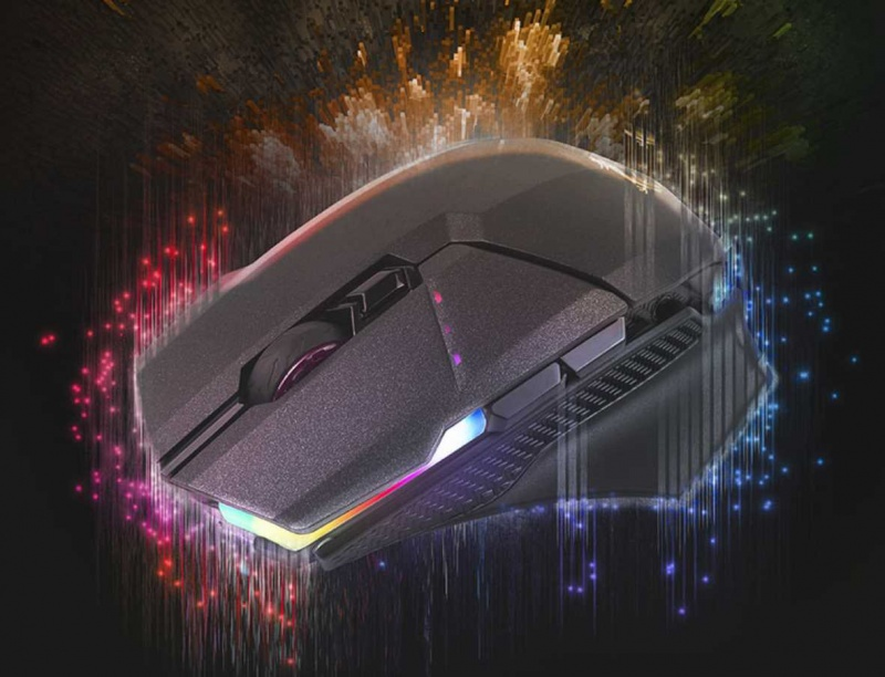 MSI Clutch GM60 Modular Mystic Light Gaming Mouse Review