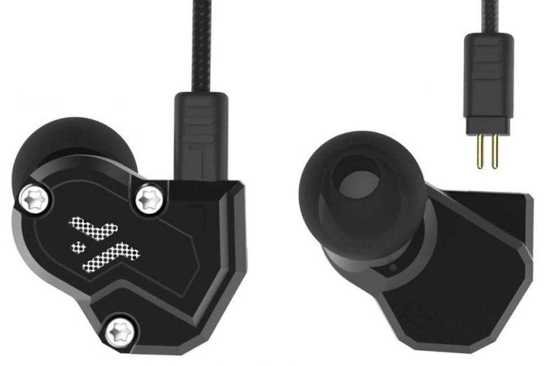 RevoNext RN-QT3 Quad-Driver In-Ear Headphones Review
