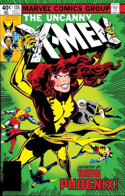 X Men Vol 1 135