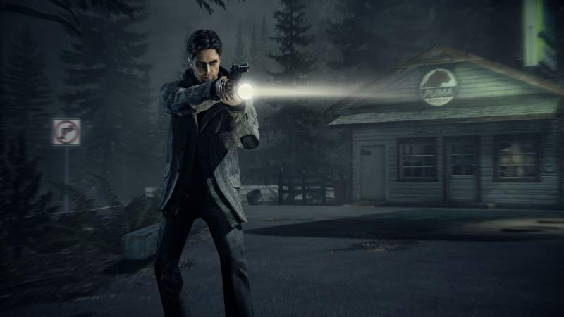 Alan Wake Being Adapted into Live-Action Television Series