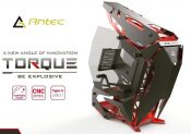 Antec Teases New 'Torque' Open-Air Mid-Tower Chassis