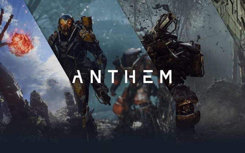 BioWare Celebrates Anthem Development Passing Alpha Stage