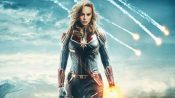 Captain Marvel Punches Old Lady in First Official Trailer